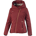 Ragwear Flash Winterjacke Damen rot