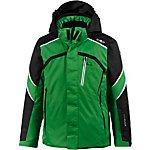 CMP Skijacke Jungen grün/schwarz