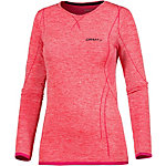 Craft Active Comfort Funktionsshirt Damen himbeer/melange