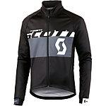 SCOTT RC Team AS Fahrradjacke Herren schwarz/grau