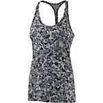 Nike Tanktop Damen grau/schwarz