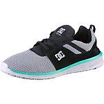 DC Heathrow SE Sneaker Herren grau/schwarz/grün