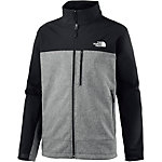The North Face Bionic Softshelljacke Herren schwarz/grau