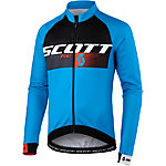 SCOTT RC PRO AS 10 Shirt diva blue Fahrradtrikot Herren blau