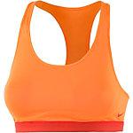 Nike Pro Fierce Sport-BH Damen apricot/orange