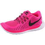 Nike Free 5.0 Laufschuhe Mädchen pink