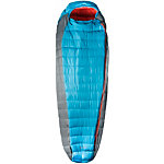 VAUDE Cheyenne 350 Daunenschlafsack Damen blau