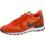 Nike INTERNATIONALIST Sneaker Herren electric orange/drk grey