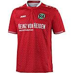 JAKO Hannover 96 15/16 Heim Fußballtrikot Herren rot