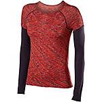 Falke Comfort Laufshirt Damen rot/violett