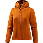 SALEWA Kitz Strickfleece Damen bronze