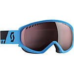 SCOTT Faze Skibrille blau/schwarz