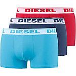 DIESEL Boxer Herren rot/türkis/blau