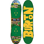Burton After School Special + Bindung All-Mountain Board Kinder grün