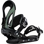 Ride Snowboards EX Snowboardbindung schwarz