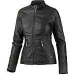 TOM TAILOR Bikerjacke Damen schwarz
