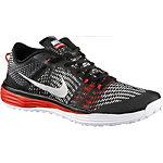 Nike Lunar Caldra Fitnessschuhe Herren schwarz/rot