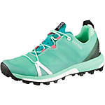 adidas Terrex Agravic Mountain Running Schuhe Damen grün
