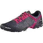 SALEWA WS Lite Train Mountain Running Schuhe Damen schwarz/pink
