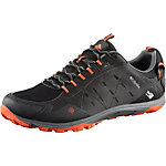 Columbia Conspiracy Racor Outdry Wanderschuhe Herren schwarz/orange