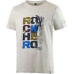 Chillaz Rock Hero Printshirt Herren grau