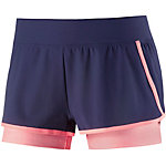 The North Face Dynamix Funktionsshorts Damen navy/apricot