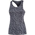 Nike Miler Tanktop Damen grau/schwarz
