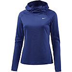 Nike Element Laufhoodie Damen blau