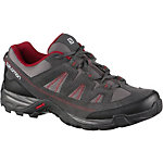 Salomon Kaldeira Wanderschuhe Herren grau/rot