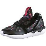 adidas Tubular Runner W Sneaker Damen core black/ vivid berry