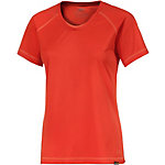 Jack Wolfskin Rock Chill Funktionsshirt Damen orange