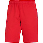 adidas Lin Funktionsshorts Herren rot