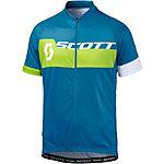 SCOTT Endurance Plus Fahrradtrikot Herren blau grün
