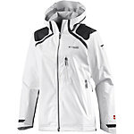 Columbia Outdry Diamond Hardshelljacke Damen weiß