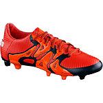 adidas X 15.3 FG/AG Fußballschuhe Herren orange/schwarz
