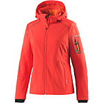 CMP Softshelljacke Damen orange