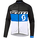 SCOTT RC Team Funktionsshirt Herren blau weiß