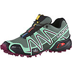 Salomon Speedcross 3 CS Laufschuhe Damen grau/mint