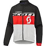 SCOTT RC Team Fahrradjacke Herren weiß rot