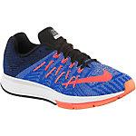 Nike Air Zoom Elite 8 Laufschuhe Damen blau/orange