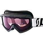 SCOTT Jr Hook up Skibrille schwarz/weiß