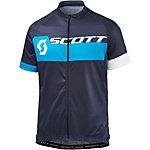 SCOTT Endurance Plus Fahrradtrikot Herren blau