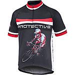 Protective Hell Rider Fahrradtrikot Herren schwarz