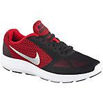 Nike Revolution 3 Laufschuhe Herren schwarz/rot