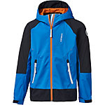 ICEPEAK Trent Jr Softshelljacke Jungen blau/orange