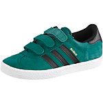adidas Gazelle 2 CF C Sneaker Kinder pertol/schwarz