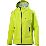 Salomon La Cote Funktionsjacke Damen lemon