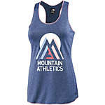 The North Face Graphic Play Hard Tanktop Damen navy
