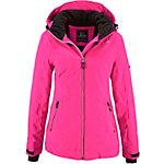 Maria Höfl-Riesch Skijacke Damen pink