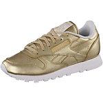 Reebok Classic Leather Spirit Sneaker Damen gold